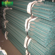 T type galvanized fence posts metal fence posts