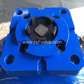 GOST EA Adapter Resilient Seat Gate Valve