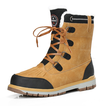 cotton men's boots waterproof