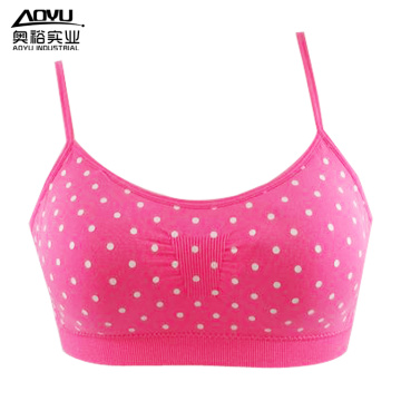 Women Lovely Tank Top Vairous Pattern Seamless Singlet