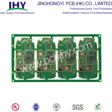 10 Layer FR4 Tg150 BGA Multilayer PCB Manufacturing