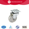 Light Duty Transparent Industrial Caster