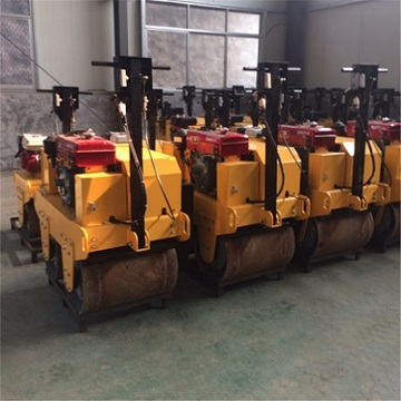 2*600mm steel drum price mini vibrator road roller