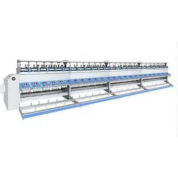 High speed assembly winder