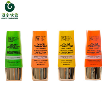 20ml cosmetic plastic tube for hand cream packaging