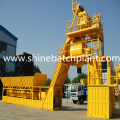 Foundation Free Concrete Batching Plant