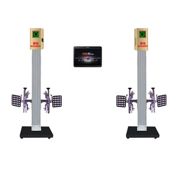 3D Automatic Wheel Alignment Equipment