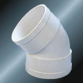 DIN Drainage Upvc Elbow 45° Grey Color