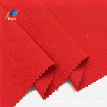 100% Polyester Dyed Bubble Crepe SSY Lady Fabric