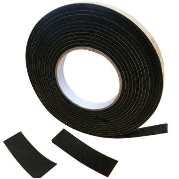 environmental safe Neoprene Rubber Foam Sealing Strip