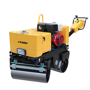 Hydraulic Steering Small Hand Asphalt Roller for Sale
