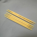 High Quality Hygienic Bamboo Toothpick Colorful Lid