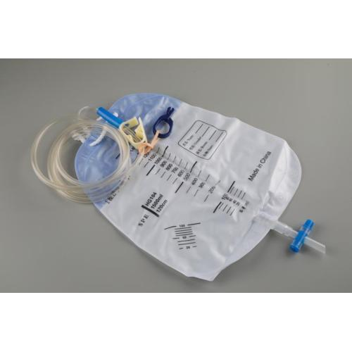 urine drainage leg bags or catheter bags