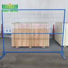 canada portable temporary fence panels hot sale