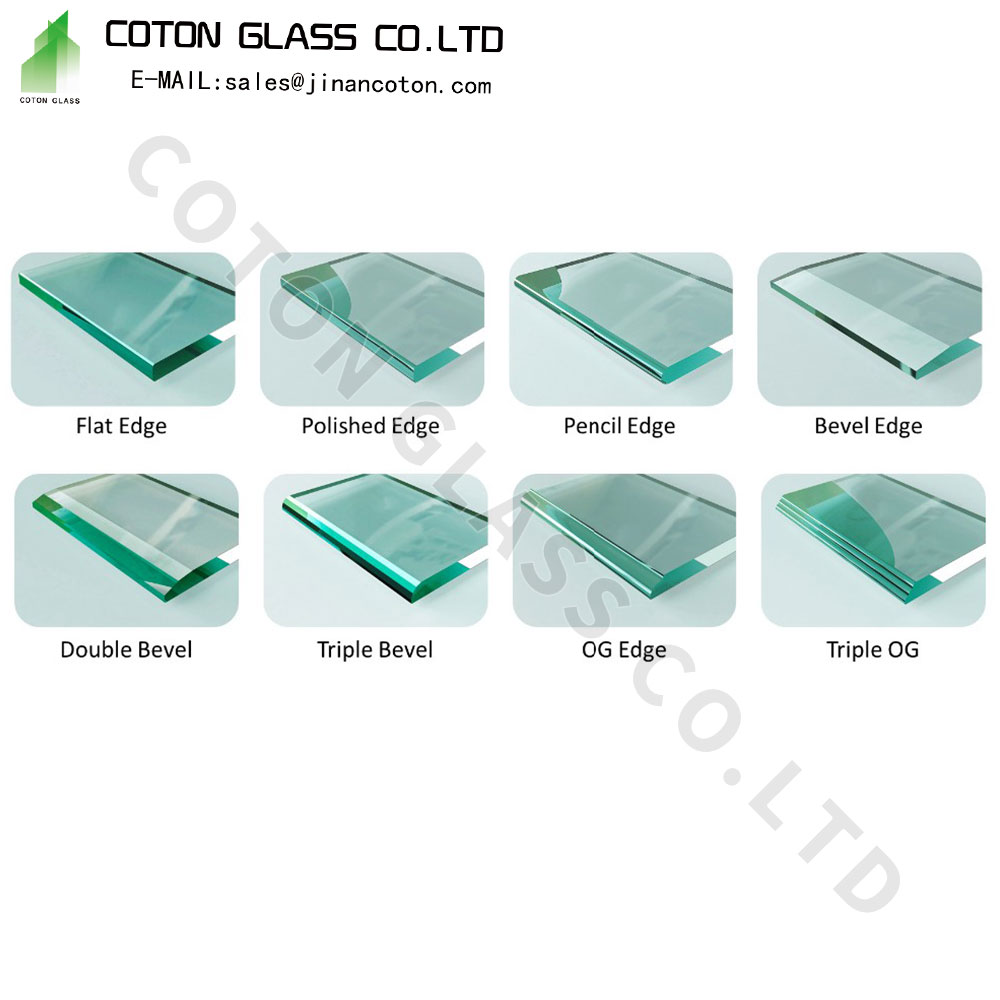 Sand Tempered Glass