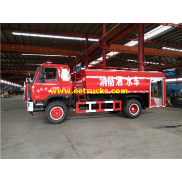 DFAC 1200 Gallon Water Sprinkler Fire Trucks