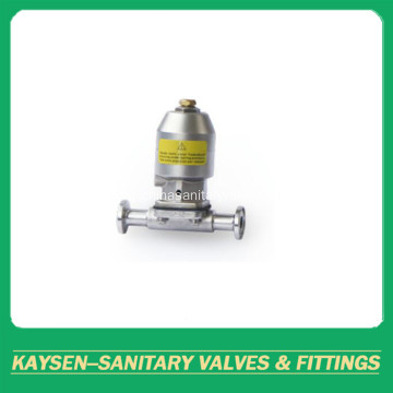 Sanitary Mini Diaphragm Valves with Tri-clamp Ends