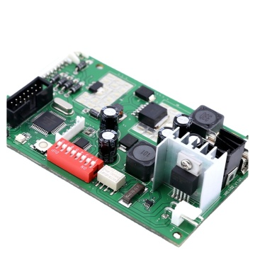 Assembly electronic pcb and pcba circuit