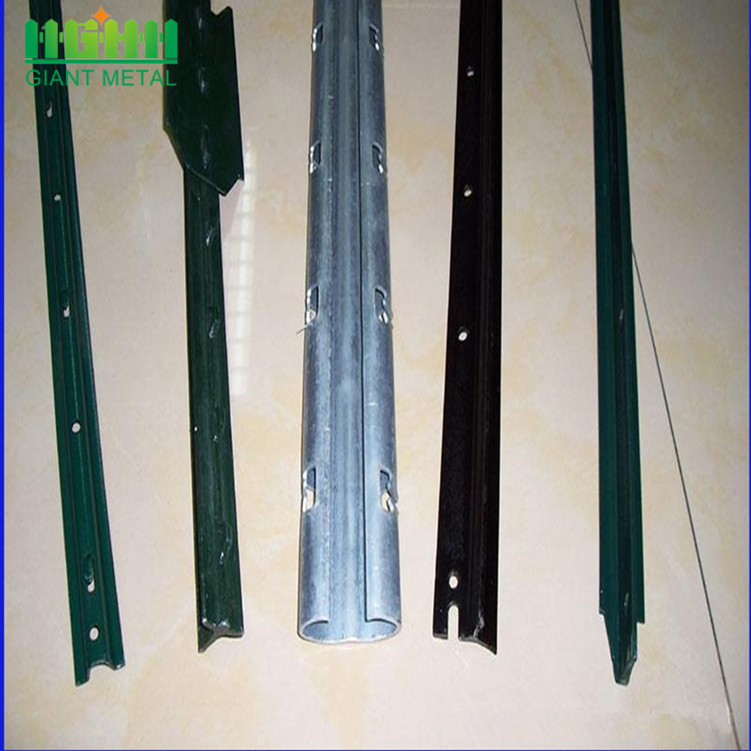 Steel Fence Posts T Post for Field Fence