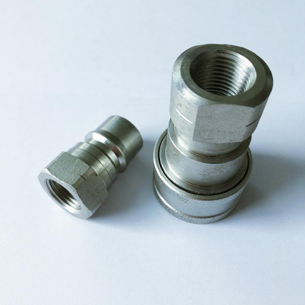 ZFJ2-4050-00N ISO7241-1B carton steel nipple