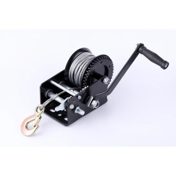 1000Lbs White Pull Wire Rope synthetic rope winch