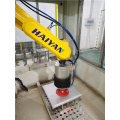 Metal Chassis Polishing grinding force control system