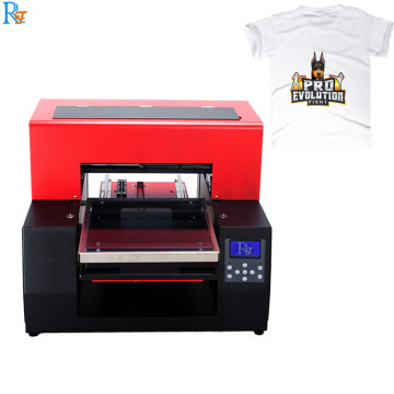 A3 A4-størrelse T-shirt printer