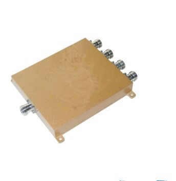 300-960MHz 4 Way Power Divider (Power Splitter)