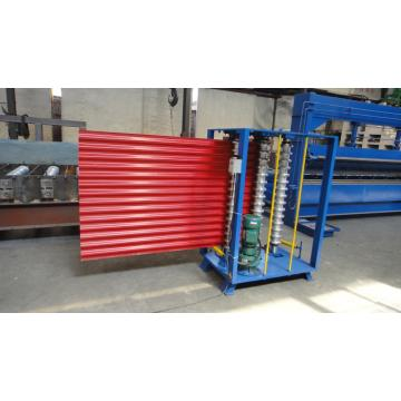 Corrugated Arc Steel Sheet Roll Forming Machine