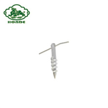 Galvanized Ground Screw Pile for Summerhouses