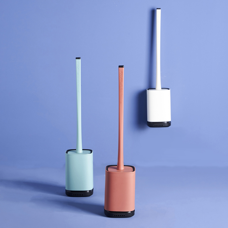 Simple household toilet brush
