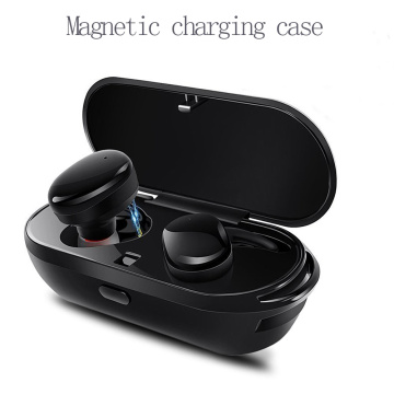 V5.0 Wireless double bluetooth headset noise reduction