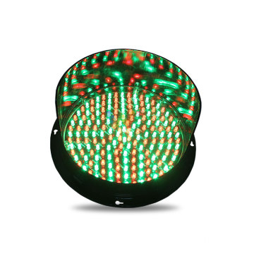 200mm red green mini traffic light replacement