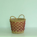 weaving handicraft decoration basket