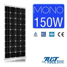 150W Mono Solar Panels with Certification of Ce, CQC and TUV for Solar Pump
