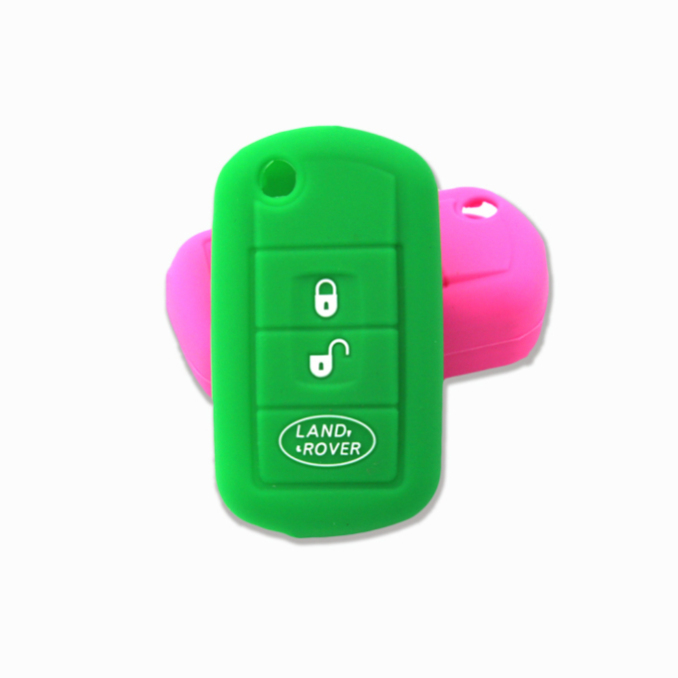 Land Rover 3 Silicon Key Cover