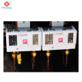 Industrial refrigeration air cooling chiller