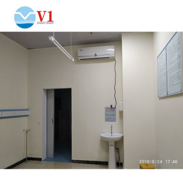 UV mobile type air sterilizer kill coronavirus