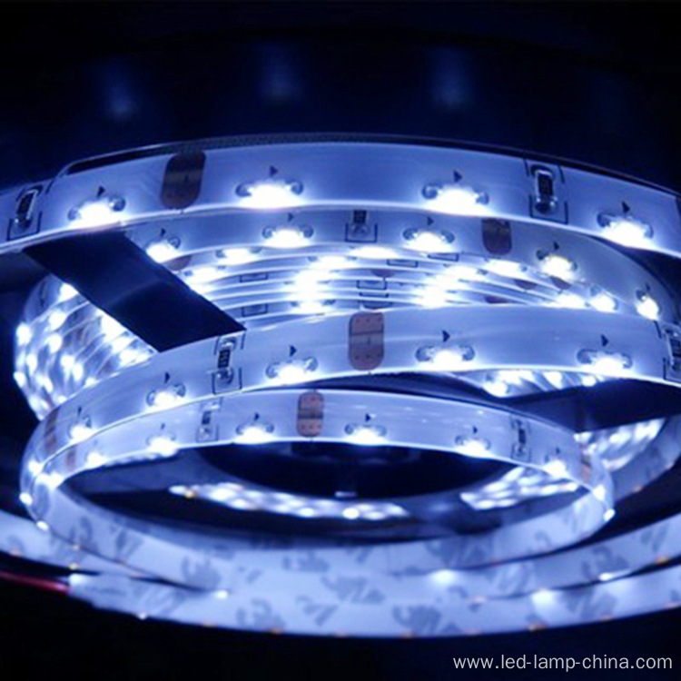 White Color Side Emitting LED Strip SMD335 LED Strip Light