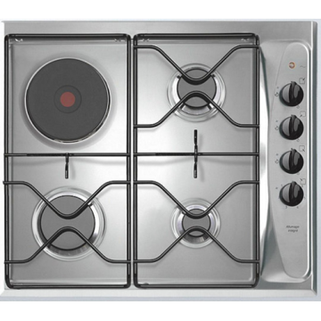 Mixed Whirlpool Hob 60