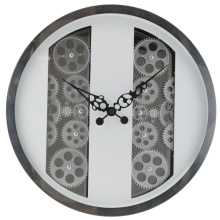 Silent Wall Clock for Living Room Decoration