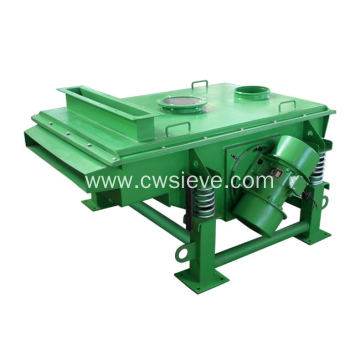 Coco beans sifter machine linear vibrating screen separator