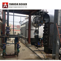 1 ton/h 10 kg Pressure Coal Steam Boiler