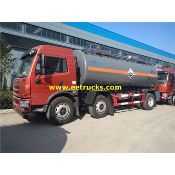 4000 gallons FAW HCl Transport Tankers