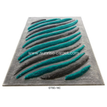 Elastic&Silk 3D Shaggy Carpet