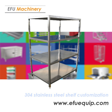 304 stainless steel shelf customization