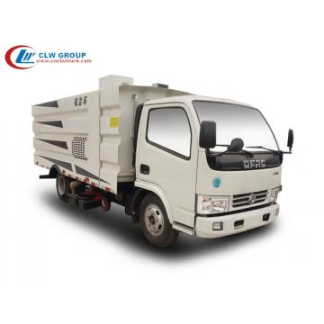 Brand New Dongfeng dlk Commercial road sweeper truck