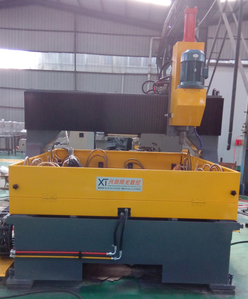 Sunshine CNC Plate Drilling Machine Single Spindle