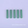 Metal Aluminum Alloy Standoffs Knurled Button Spacers Type