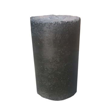 Self-baking electrode paste for ferroalloy furnace